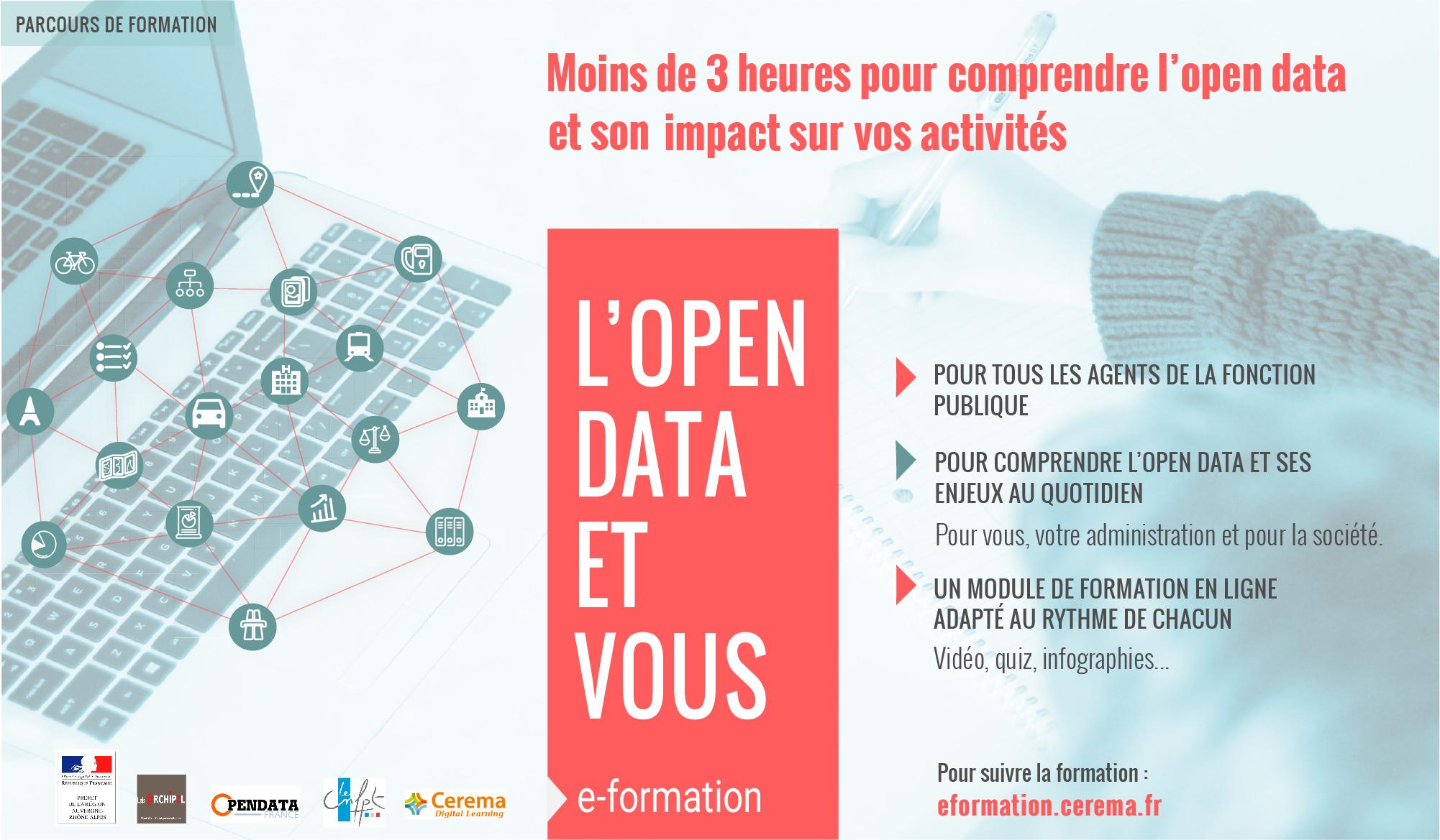 l'Open data et vous