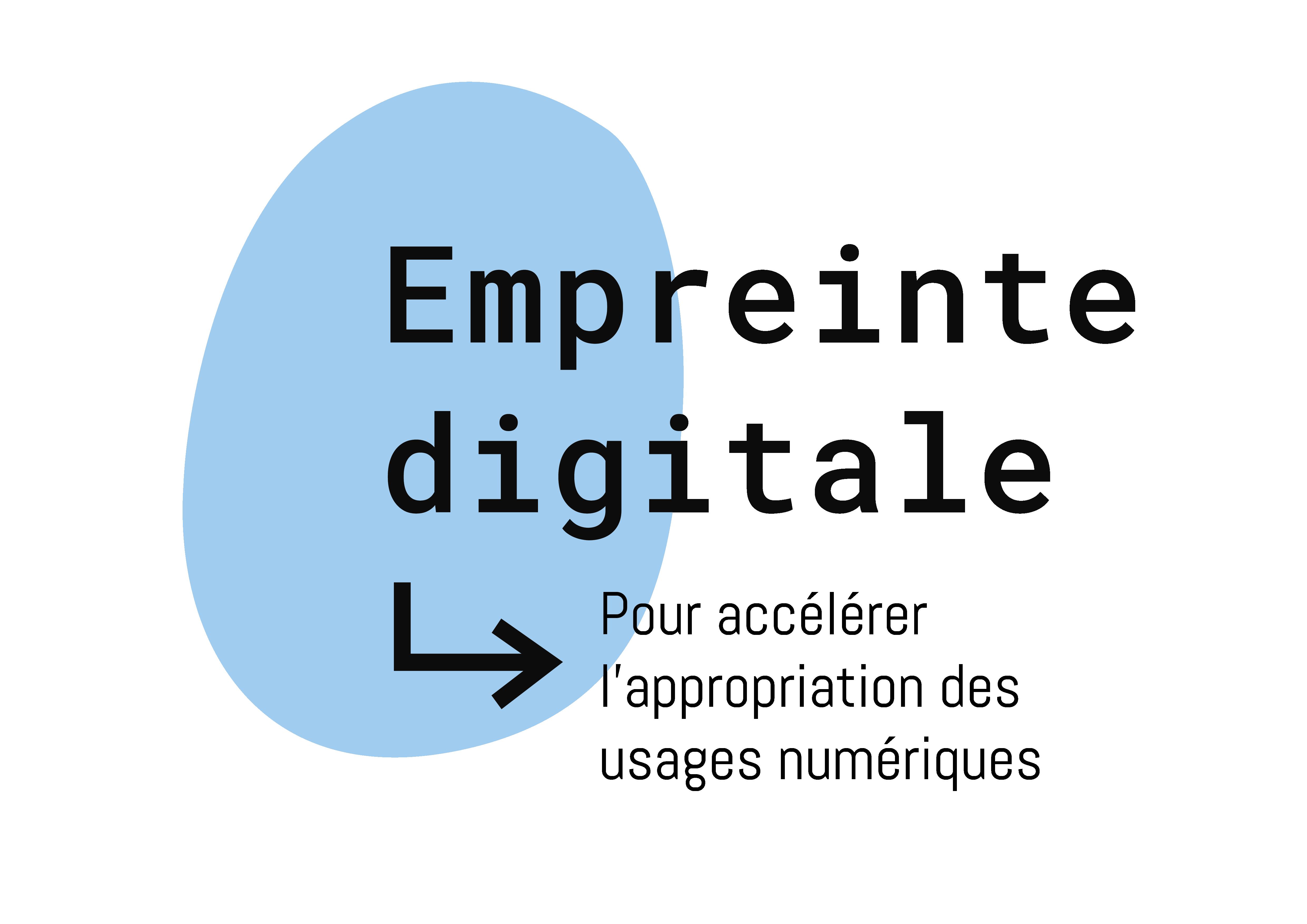 # INNOVATION PUBLIQUE Empreinte digitale